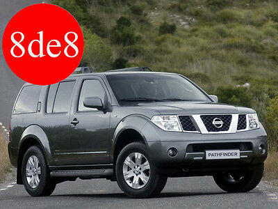 Nissan Pathfinder R51 (2005) - Manual de taller en CD