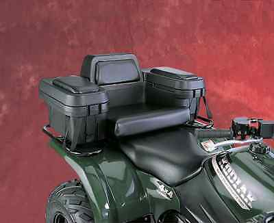 Executive Atv Trunk Seat Box Storage Back Rest Rear Lockable Passenger Ride