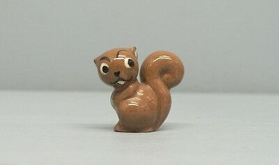 Early Monrovia Hagen Renaker Brown Baby Squirrel