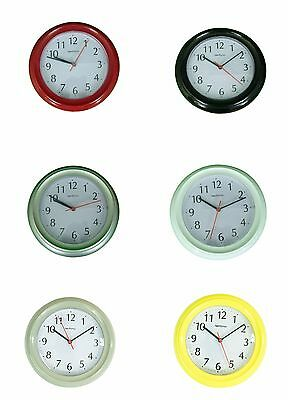 Bentimq 22cm Round Quartz Wall Clock