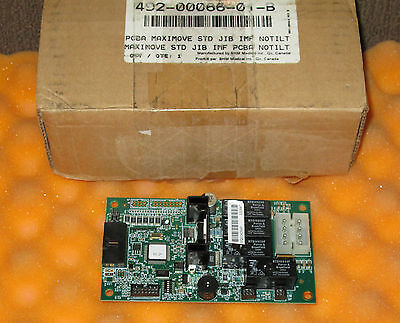 BHM Medical Control Board PCB for Maximove Floor Lift