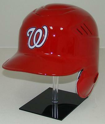 WASHINGTON NATIONALS Home Red Coolflo Official Full Size Batting Helmet - RIGHTY