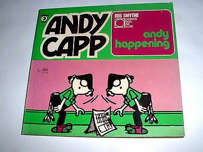 Fumetto Andy Capp- Comics Box De Luxe - N° 13 - Andy Happening