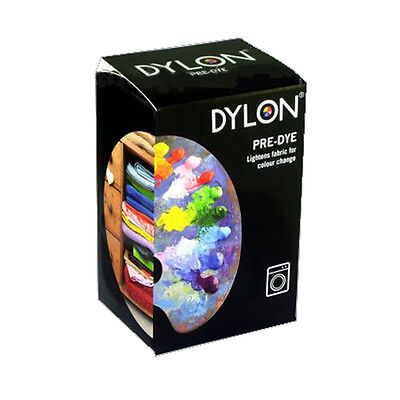 DYLON MACHINE WASH PRE-DYE 600g PREPARES & LIGHTENS FABRICS FOR COLOUR CHANGE