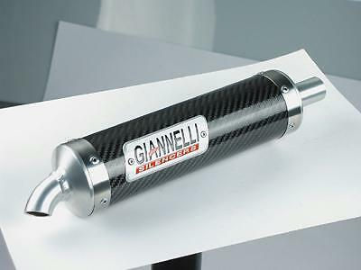 Carbon Endtopf Giannelli  22Mm Anschl.