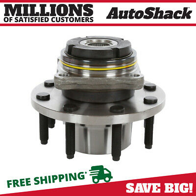 New Front Hub Bearing Assembly for a Ford F Series 4WD Truck