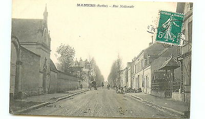 72* MAMERS  rue nationale