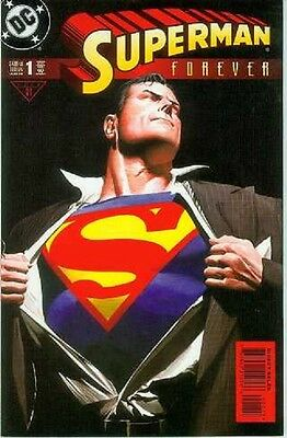 Suoerman Forever (one-shot, 92 pages) (USA, 1998)