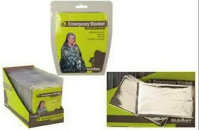 Emergency Blanket Pack of 2 - Summit