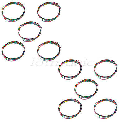 10xGuitar Binding Body Project Purfling Strip 1650 x10x 1.5mm,Pearl Celluoid New
