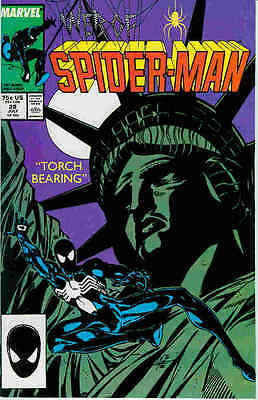 Web of Spiderman # 28 (USA, 1987)