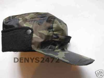 Russian Soviet Army Soldier Hat Cap CAMO USSR   NEW