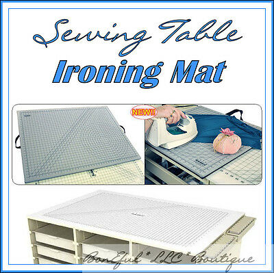 BonEful NEW Sewing NEW CRAFT Ironing Iron Mat Board TABLE Top Quilter Quilt Kit