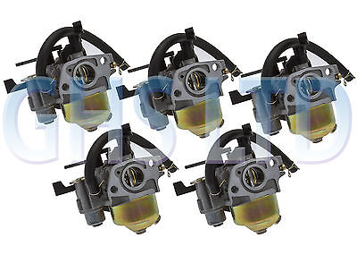 Carburettor Pack Of 5 Fits HONDA GX160