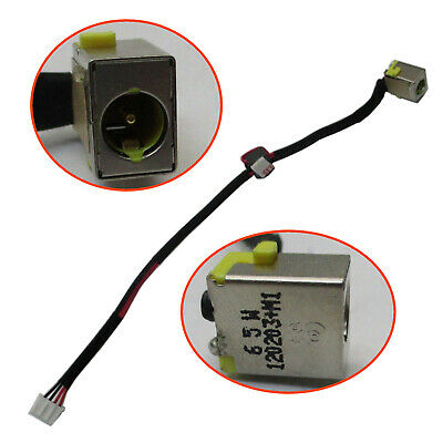 New Gateway NE56R41U NE56R42U NE56R43U NE56R45U NE56R47u AC DC Power Jack Cable
