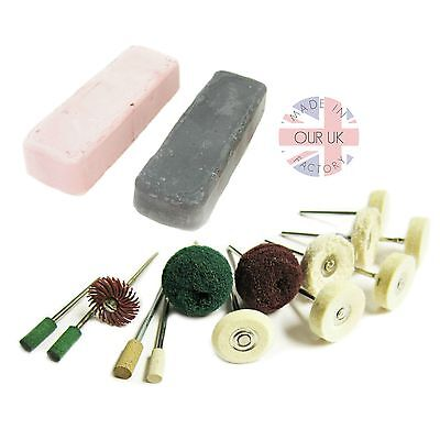 Watch Polishing Kit 61 For Ferrous-Steel Watches Satin and Polish Finish-2.35mm