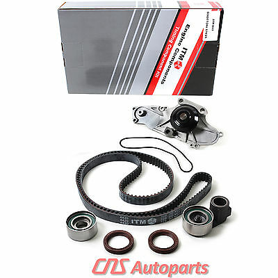 Timing Belt Water Pump Kit 03-12 Acura Honda Saturn 3.0L 3.2L 3.5L 3.7L SOHC V6