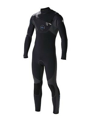 Quiksilver Cypher 3/2 Chest Zip Fullsuit mens size XL - new NWT wetsuit
