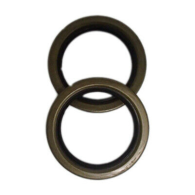 8N4251B New Pair of Ford Tractor 8N Outer Rear Axle Shaft Oil Seals