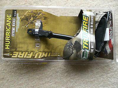 Archery Release Aid, Tru-Fire.  Strong  Reliable Accurate. Adjustable. Buckle