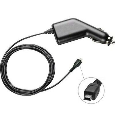 Garmin nuvi Sat Nav's in car charger Power charging Lead cable