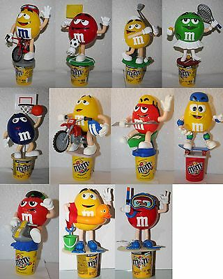 M&M's Spender / Dispenser / Distributeur de bonbons /Tube / Dose Aussuchen: B