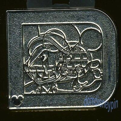Disney Pin WDW 2011 Hidden Mickey Collection *Classic D* - Jiminy (Chaser)!