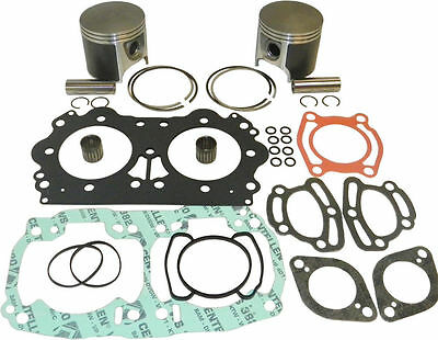 Seadoo 951 Platinum Complete Top End Rebuild Moly Piston Kit Xp Gtx Sea Doo