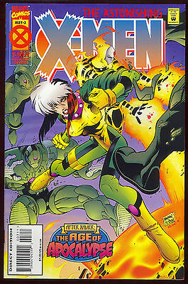 Marvel Comics The Astonishing X-MEN #3 The Age Of Apocalypse (1995) NM