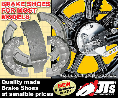 FRONT BRAKE SHOES VB101 TO SUIT SYM Evie Electric Scooter (10) PATTERN