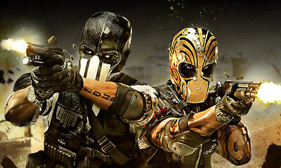 Army Of Two: Devils Cartel B.o.B & Big Boi Characters & Skins (Xbox 360 DLC) NEW