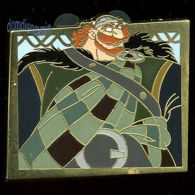 Disney Pin *Brave* Celtic Booster Collection - King Fergus (Merida's Father)!