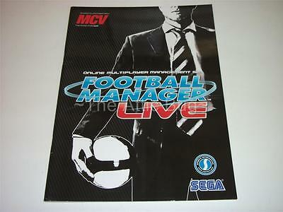 MCV Magazine ~ December 19 2008 ~ Football Manager Live ~ Trade only magazine