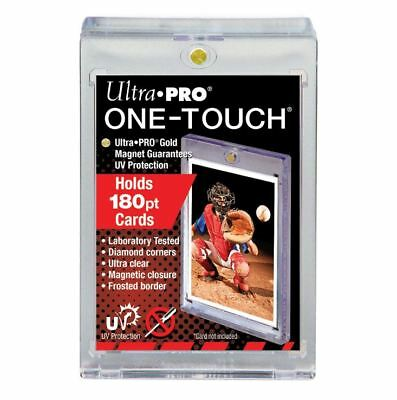 Ultra Pro One Touch 180pt Super Thick Magnetic Trading Card Holder UV Protection