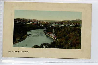 (Gc060-371) WHITBY from Larpool 1909 Used VG