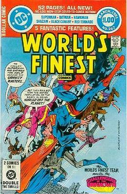 World's Finest # 267 (52 pages) (USA,1981)