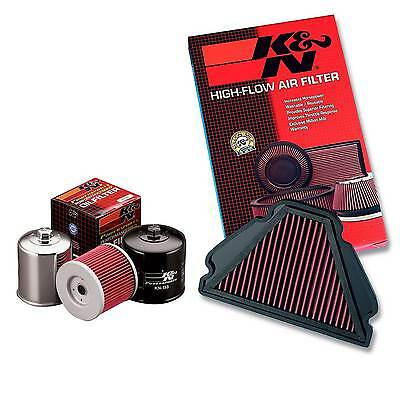 K&N Oil And Air Filter Combo For Honda 2004 CBR600RR-4