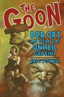 THE GOON # 8 ( CROSS CULT Hardcover ) NEUWARE