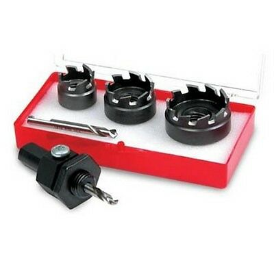 """Blair 14003 Antenna and Access Holcutter Hole Saw Set, 3/4"""", 1"""", 1-1/4"""""""