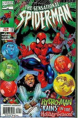 Sensational Spiderman # 24 (USA,1998)