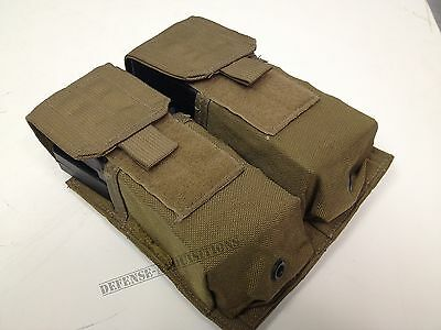 Eagle Industries Double Double Mag Pouch Coyote Ms-Coy Sflcs - No Elastic Vgc