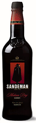 (11,32€/l) Sandeman Medium Dry Sherry 15% 0,7 l Flasche