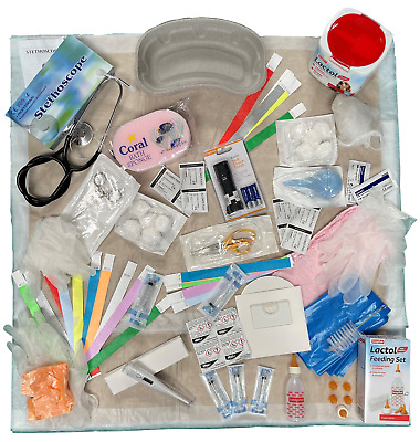 Petnap original DEFINITIVE Whelping Kit dog welping box puppy ID bands