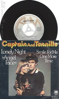 "7"" Captain And Tennille--Lonely Night"