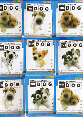 The Dog 2//artlist collection//50 pochettes//OVP//EMAX