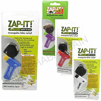 Zap - It Mosquito / Insect Relief Stops Itching And Reduces The Swelling