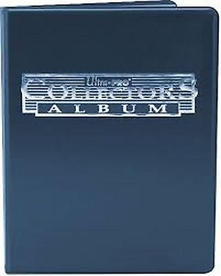 Album 9 tasche Ultra PRO Magic Collectors BLUE Blu Raccoglitore Portfolio Carte