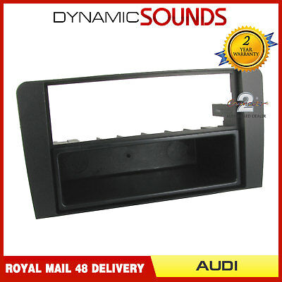 FP-05-09 Car CD Stereo Fascia Surround Panel Adaptor For Audi A3 Symphony 04-09