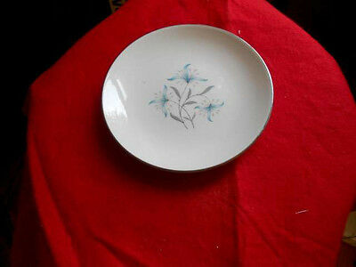 """Hanover Melody 6 1/4"""" Bread & Butter  Plate Semi-Porcelain Made in America"""