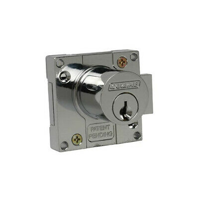 Carbine Cupboard Drawer Lock CCL-1CP Keyed To Differ